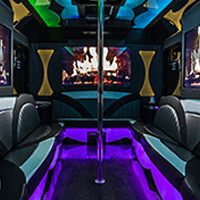 Austin Party Bus Rental
